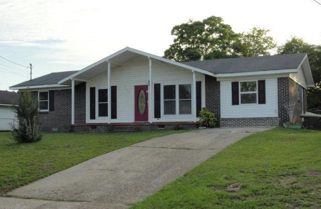 1105 Meharis Circle, Dothan, AL 36303 (MLS #174537) :: Team Linda Simmons Real Estate