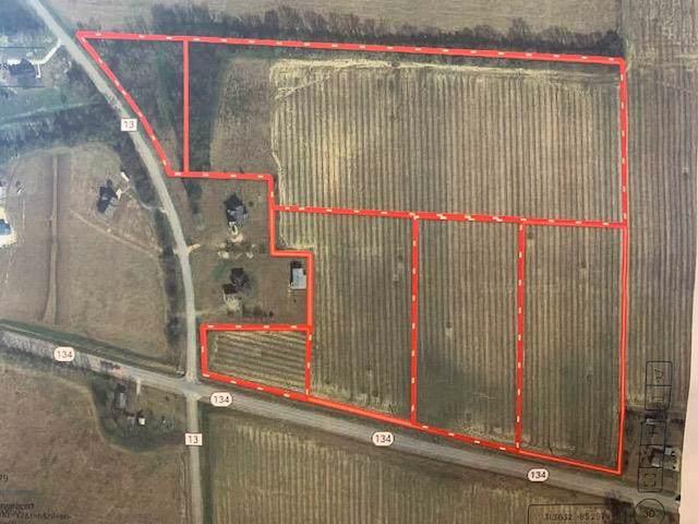 00 E Hwy 134, Headland, AL 36345 (MLS #176434) :: Team Linda Simmons Real Estate