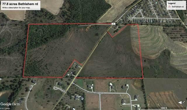 77 Acres Bethlehem Rd, Dothan, AL 36350 (MLS #177962) :: Team Linda Simmons Real Estate