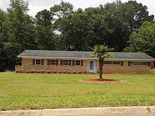 1306 Choctaw, Dothan, AL 36303 (MLS #178378) :: Team Linda Simmons Real Estate