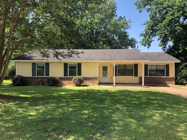 626 Chapelwood, Dothan, AL 36305 (MLS #180661) :: Team Linda Simmons Real Estate