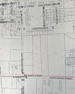 0 N Range Street, Dothan, AL 36303 (MLS #181069) :: Team Linda Simmons Real Estate