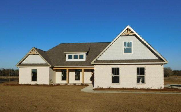 509 Early Walden Road, Headland, AL 36345 (MLS #181363) :: Team Linda Simmons Real Estate