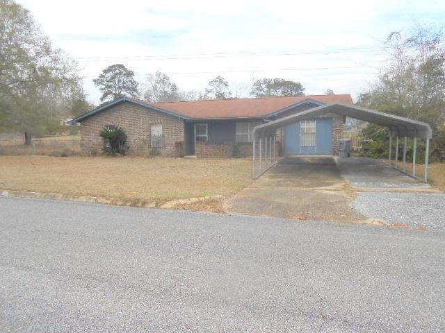 12 Forest Hill, Daleville, AL 36322 (MLS #181657) :: Team Linda Simmons Real Estate