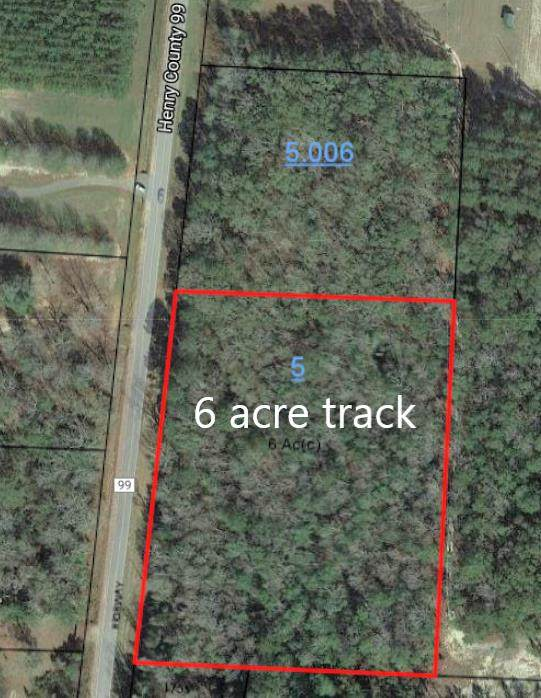 000 6 Acres Hwy 99, Abbeville, AL 36310 (MLS #182105) :: Team Linda Simmons Real Estate