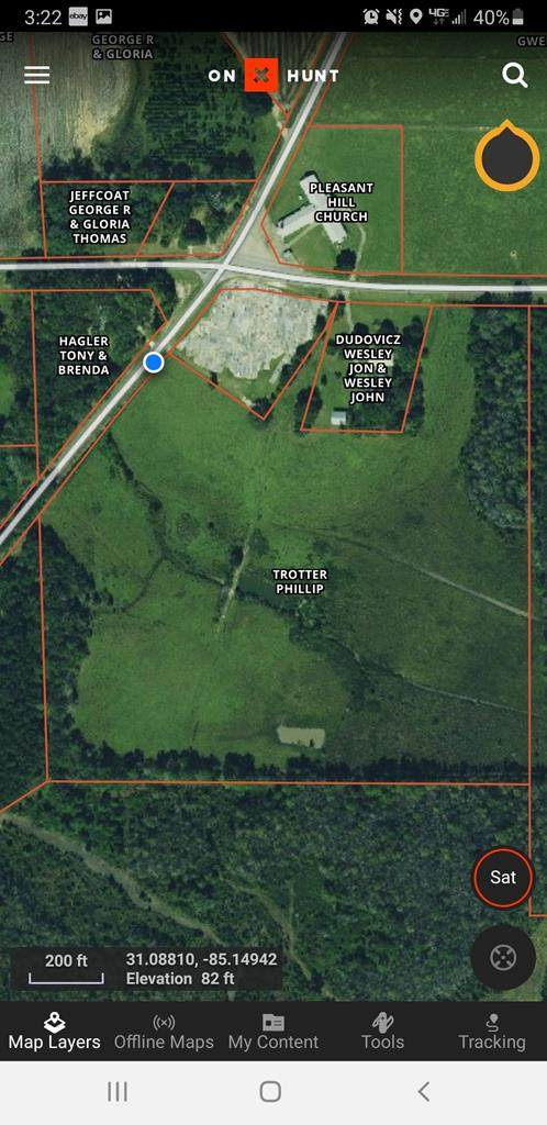 0 S County Road 81, Gordon, AL 36343 (MLS #182432) :: Team Linda Simmons Real Estate