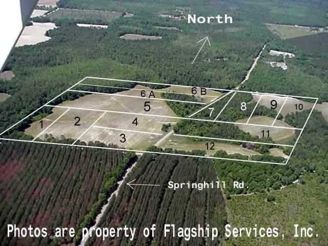 TBD Springhill Rd, Gordon, AL 36343 (MLS #182436) :: Team Linda Simmons Real Estate