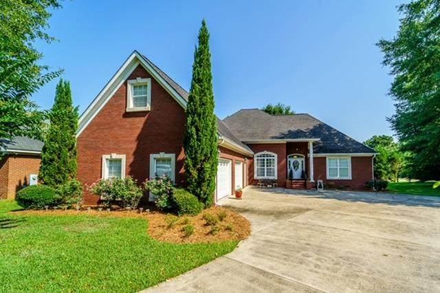 115 Brockton, Dothan, AL 36305 (MLS #182925) :: Team Linda Simmons Real Estate