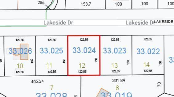 Lot 12 Lakeside Drive, Eufaula, AL 36027 (MLS #182986) :: Team Linda Simmons Real Estate