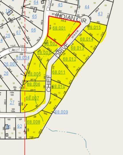 Lots Chief Drive, Abbeville, AL 36310 (MLS #183020) :: Team Linda Simmons Real Estate
