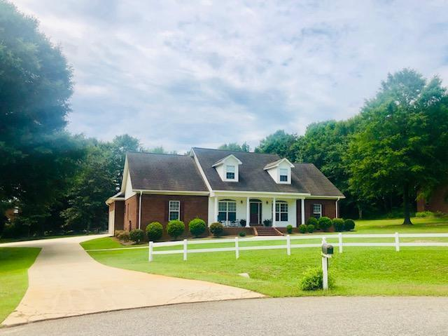 412 County Road 556, Enterprise, AL 36330 (MLS #174794) :: Team Linda Simmons Real Estate