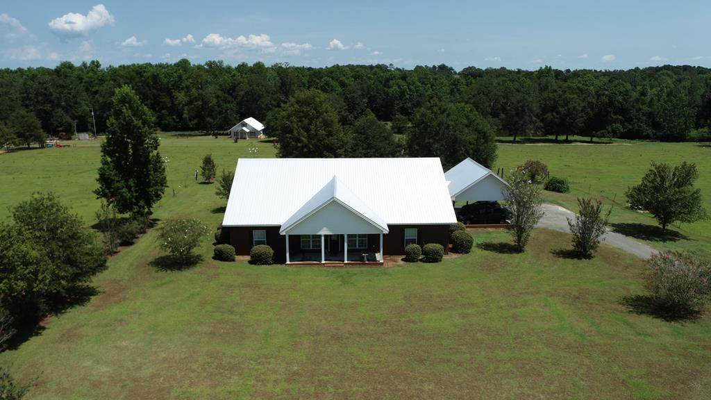 863 Cowarts Creek Rd (24.2+-Ac,Main/Guest House/Barn) - Photo 1
