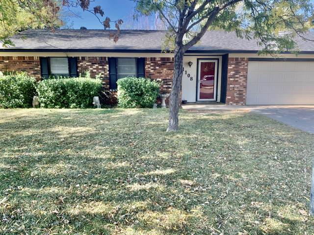 1108 Morton Ave, Dumas, TX 79029 (#AR-2253) :: RE/MAX Town and Country