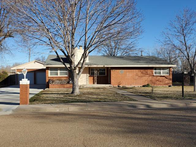 810 Normandy St, Dumas, TX 79029 (#AR-2273) :: RE/MAX Town and Country