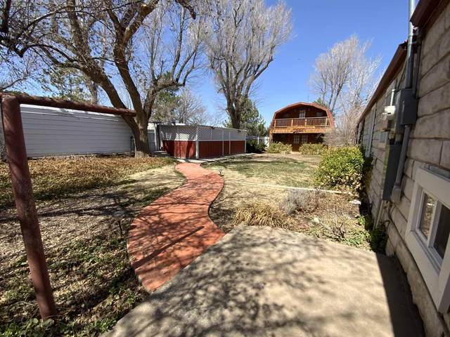 520 S 4th St, Texhoma, TX 73949 (#CL-15) :: RE/MAX Town and Country