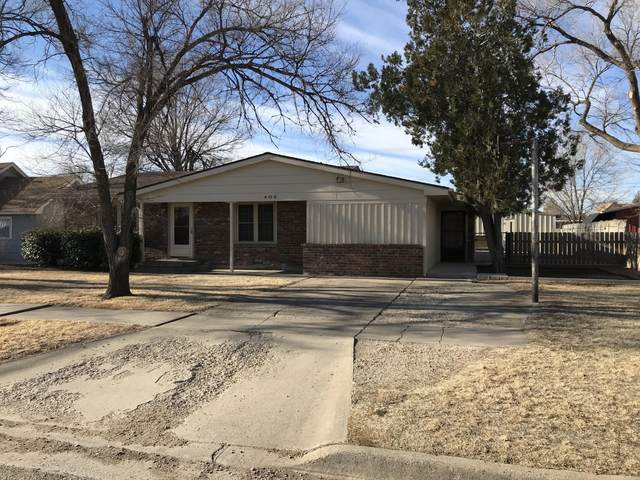 406 S Pearl St, Stratford, TX 79084 (#CL-5) :: RE/MAX Town and Country