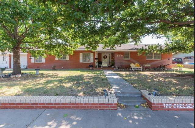 120 Chelsea Ave, Dumas, TX 79029 (#ER-1) :: RE/MAX Town and Country