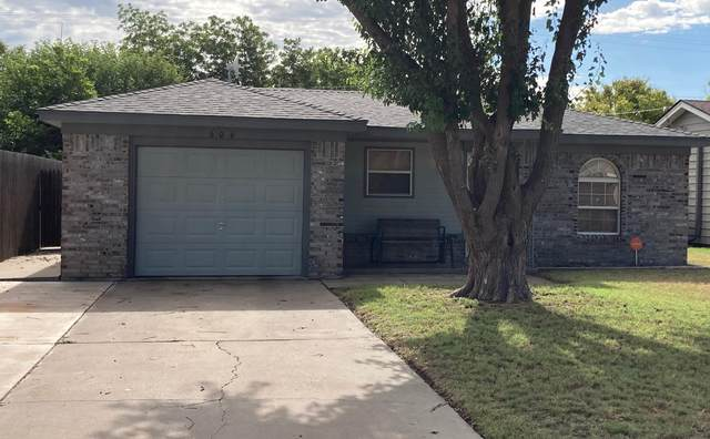 606 Elm Ave, Dumas, TX 79029 (#TC-149) :: RE/MAX Town and Country