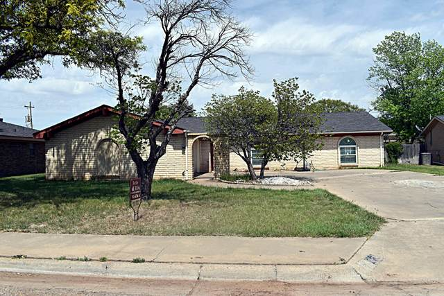 610 Forrest Dr, Dumas, TX 79029 (#AR-2299) :: RE/MAX Town and Country