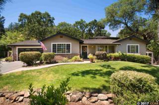 235 Crest Ave, Alamo, CA 94507 (#40782408) :: Realty World Property Network