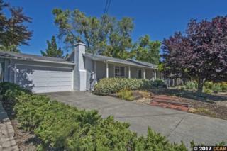 140 Stewart Cir, Pleasant Hill, CA 94523 (#40782469) :: Realty World Property Network