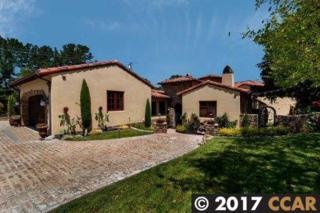 1173 Livorna Rd, Alamo, CA 94507 (#40782649) :: Realty World Property Network