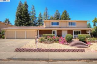2560 Marsh Dr, San Ramon, CA 94583 (#40782836) :: Realty World Property Network