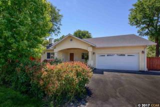 2527 Buena Vista Ave, Walnut Creek, CA 94597 (#40783068) :: Realty World Property Network