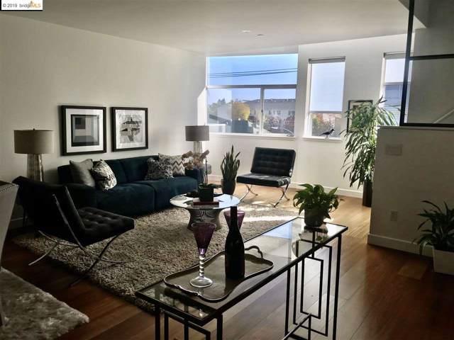 6501 San Pablo Avenue #404, Oakland, CA 94608 (#40886825) :: Armario Venema Homes Real Estate Team