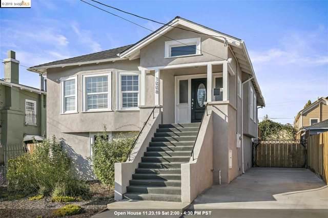 1008 Aileen St, Oakland, CA 94608 (#40887526) :: Armario Venema Homes Real Estate Team