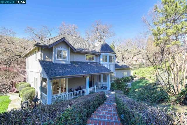 1360 Sugarloaf Dr, Alamo, CA 94507 (#40894273) :: Blue Line Property Group