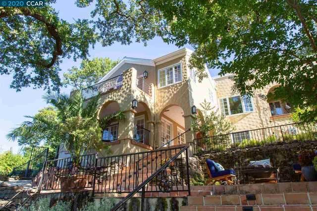 158 Camino Sobrante, Orinda, CA 94563 (#40915124) :: Realty World Property Network