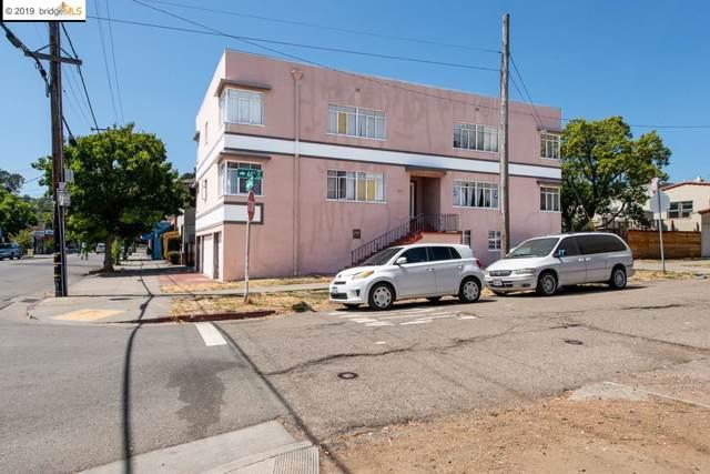 3301 61St Ave, Oakland, CA 94605 (#40875544) :: Armario Venema Homes Real Estate Team