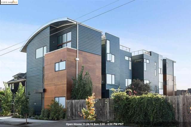 1446 A Fifth St, Berkeley, CA 94710 (#40887464) :: Armario Venema Homes Real Estate Team