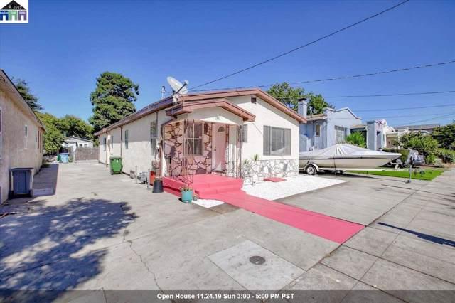 1311 Ward St, Berkeley, CA 94702 (#40885399) :: Armario Venema Homes Real Estate Team