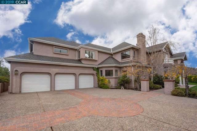 558 Blackhawk Club Drive, Danville, CA 94526 (#40889170) :: Realty World Property Network
