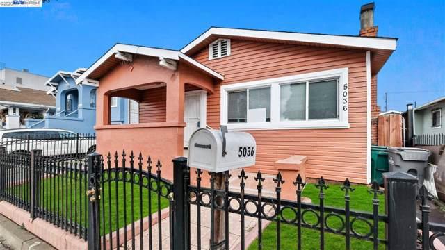 5036 Bancroft Ave, Oakland, CA 94601 (#40889688) :: Armario Venema Homes Real Estate Team