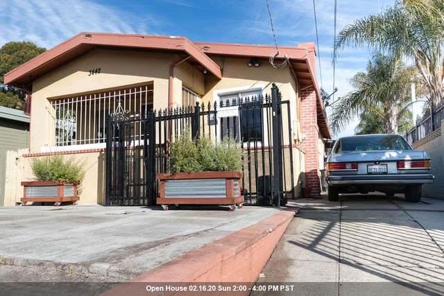 3442 Suter, Oakland, CA 94602 (#40892074) :: Armario Venema Homes Real Estate Team