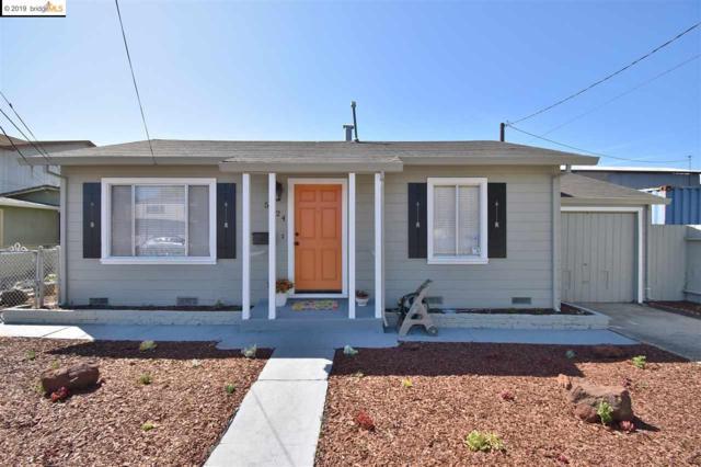 5124 Burlingame Ave, Richmond, CA 94804 (#40872176) :: Realty World Property Network