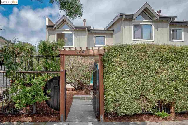 606 59th St, Oakland, CA 94609 (#40882749) :: Armario Venema Homes Real Estate Team