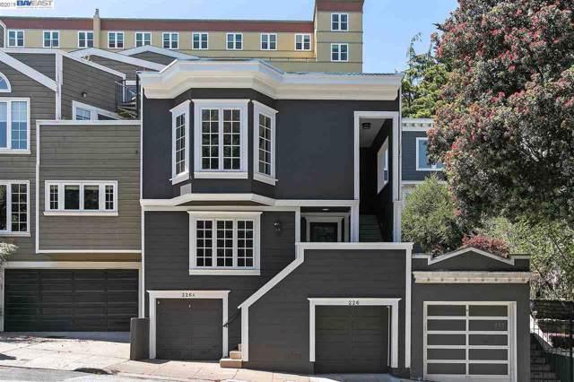 226 Roosevelt Way #226A, San Francisco, CA 94114 (#40882937) :: The Lucas Group
