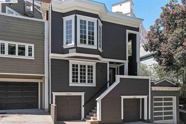 226 Roosevelt Way #226, San Francisco, CA 94114 (#40882947) :: The Lucas Group