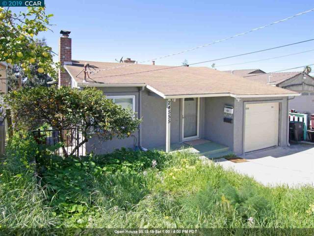 24555 Margaret Drive, Hayward, CA 94542 (#40857482) :: Armario Venema Homes Real Estate Team