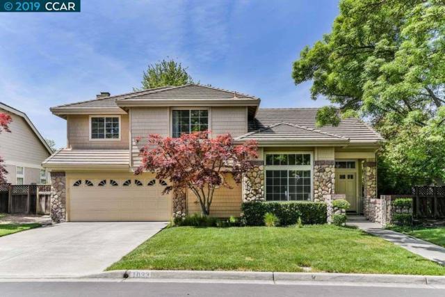 1033 Belleterre Drive, Danville, CA 94506 (#40863220) :: The Grubb Company