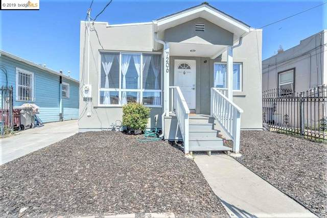 7206 Halliday Ave, Oakland, CA 94605 (#40874876) :: Realty World Property Network