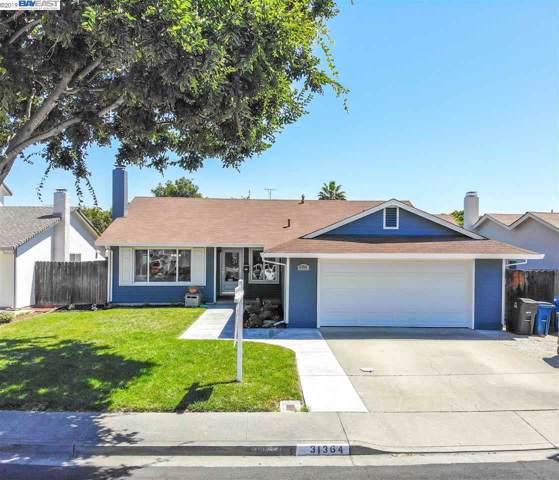 31364 Santa Ana Way, Union City, CA 94587 (#40875657) :: Armario Venema Homes Real Estate Team