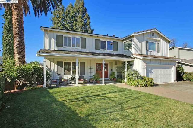 2168 Tanager Ct, Pleasanton, CA 94566 (#40894775) :: Armario Venema Homes Real Estate Team