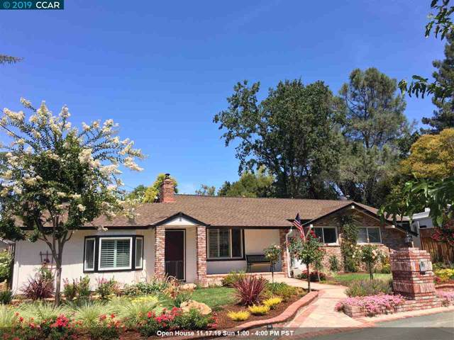 286 Elsie Drive, Danville, CA 94526 (#40883060) :: Armario Venema Homes Real Estate Team