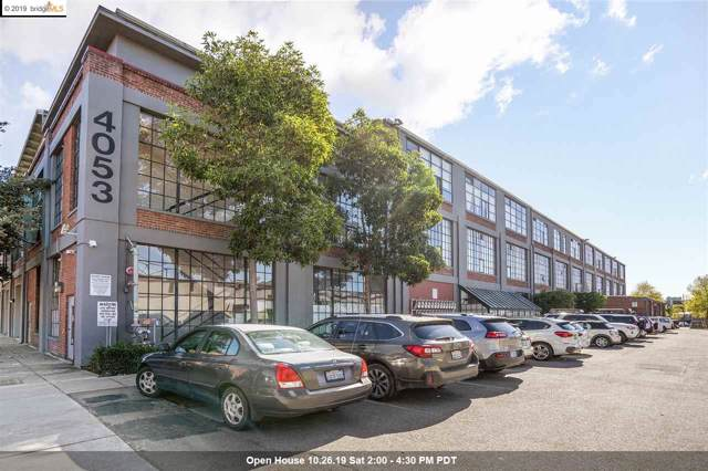 4053 Harlan Street #116, Emeryville, CA 94608 (#40883113) :: Realty World Property Network