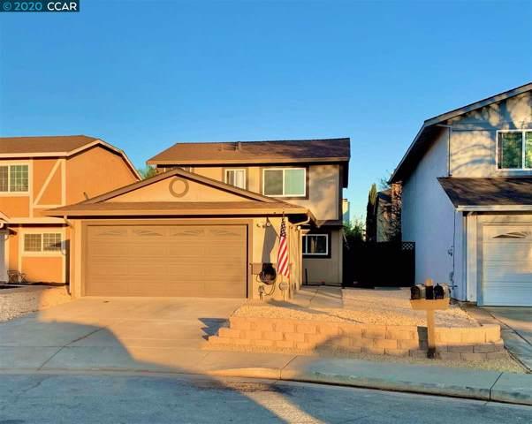 1707 Daniel Ct, Fairfield, CA 94533 (#40888779) :: Armario Venema Homes Real Estate Team